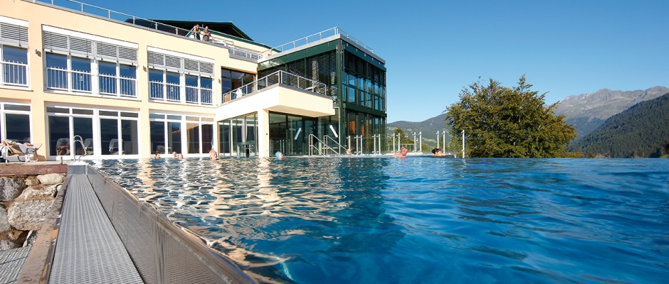 Wellness & Spa im Ferienhotel Fernblick