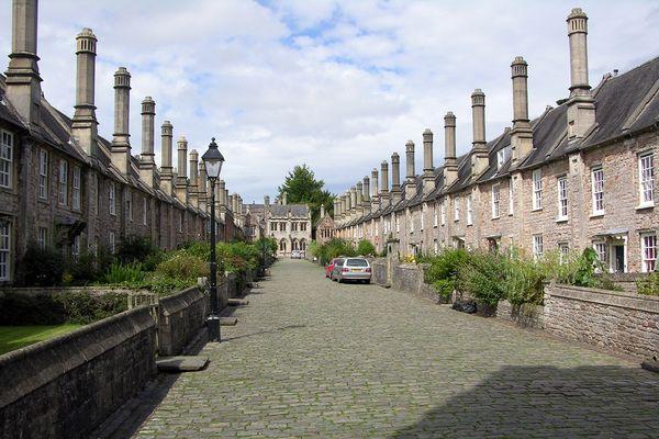 Wells, Vicars Close