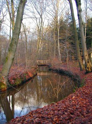 Welsebrücke im Tiergarten I