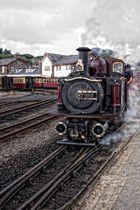 Welsh Highland Railway - Porthmadog