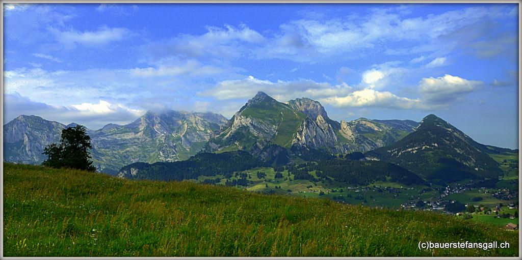Welt der Berge I