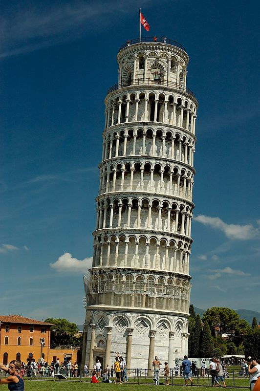 Weltberühmtester Turm
