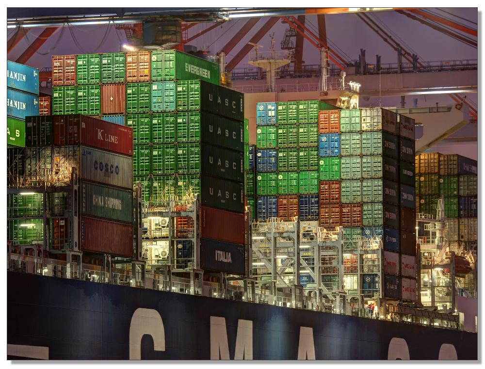Welthandelsstrukturen