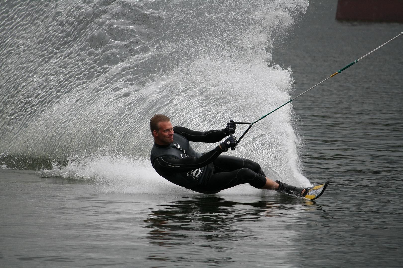 Weltklasse Slalom - Alfsee-Jump 2010 -