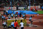 Weltklasse Zürich 2013 - 3000 m Steeple und alle werden nass