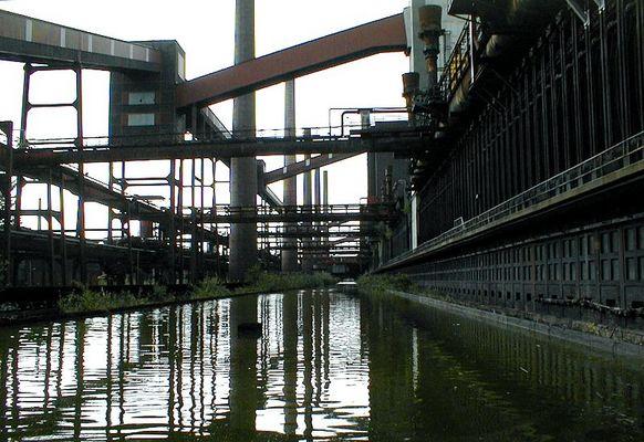 Weltkulturerbe Kokerei Zollverein in Essen Katernberg