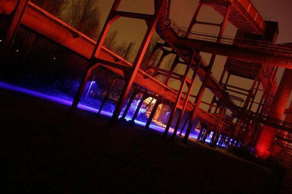 Weltkulturerbe Zeche Zollverein 2 , Essen