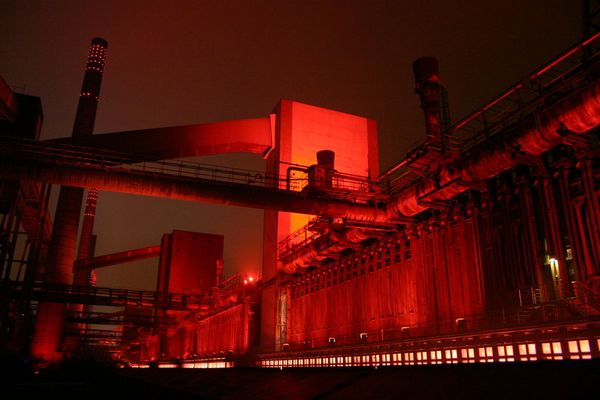 Weltkulturerbe Zeche Zollverein 3 , Essen