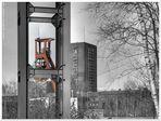 Weltkulturerbe Zeche Zollverein - Schacht I/II