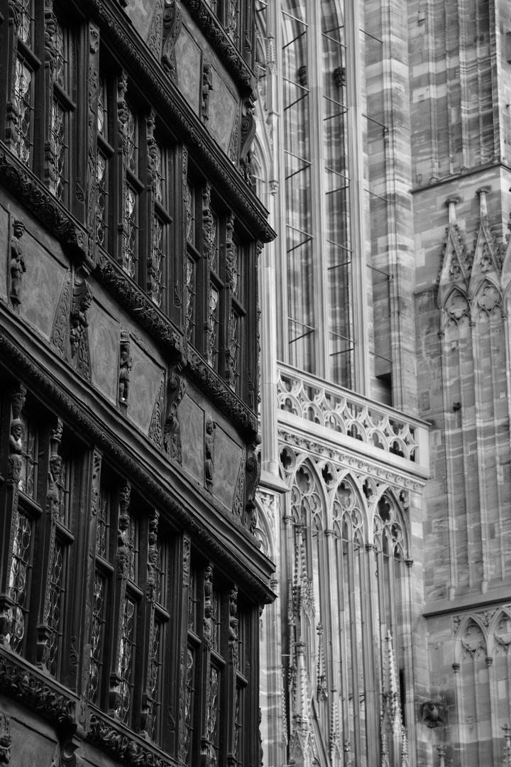 Weltliche und kirchliche Architektur