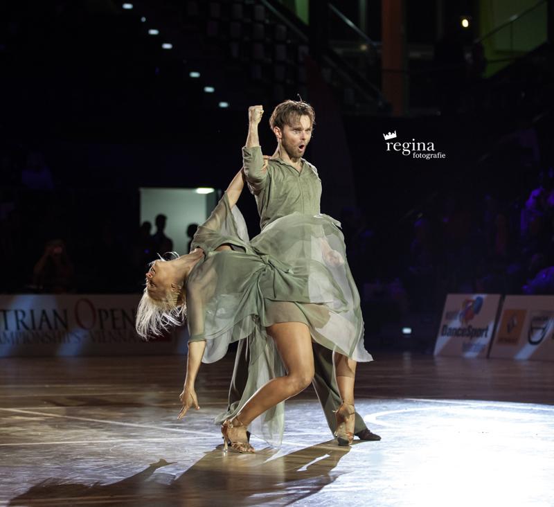 Weltmeister Showdance Latein 2016
