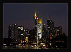 Weltmeisterschafts- Skyline