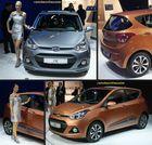 Weltpremiere: Hyundai i10 2nd Generation