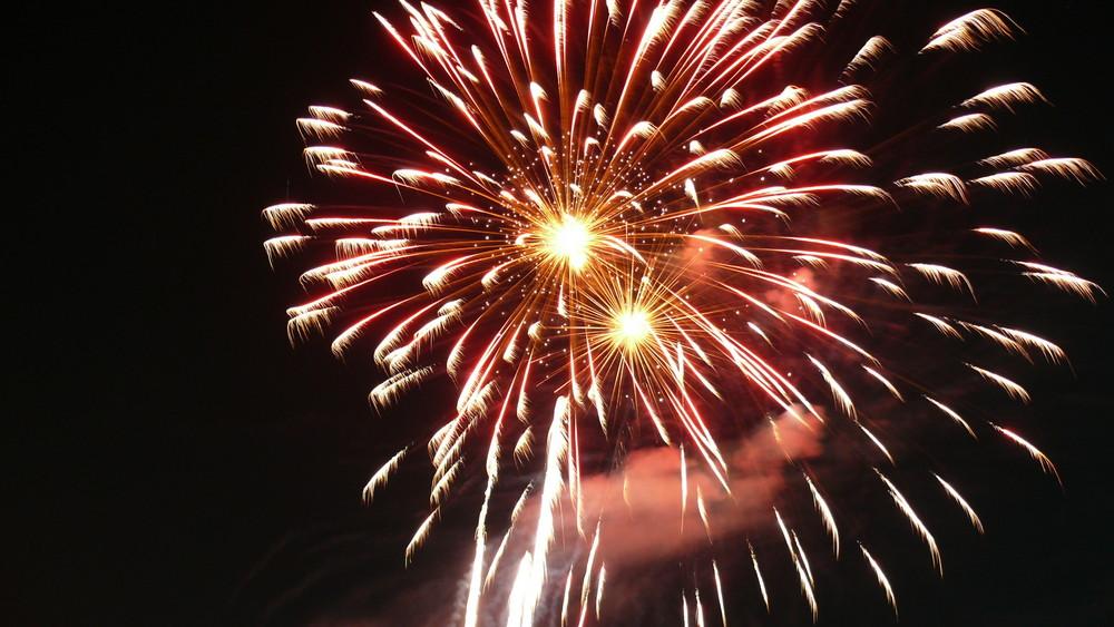 Weltrecord längstes Feuerwerk