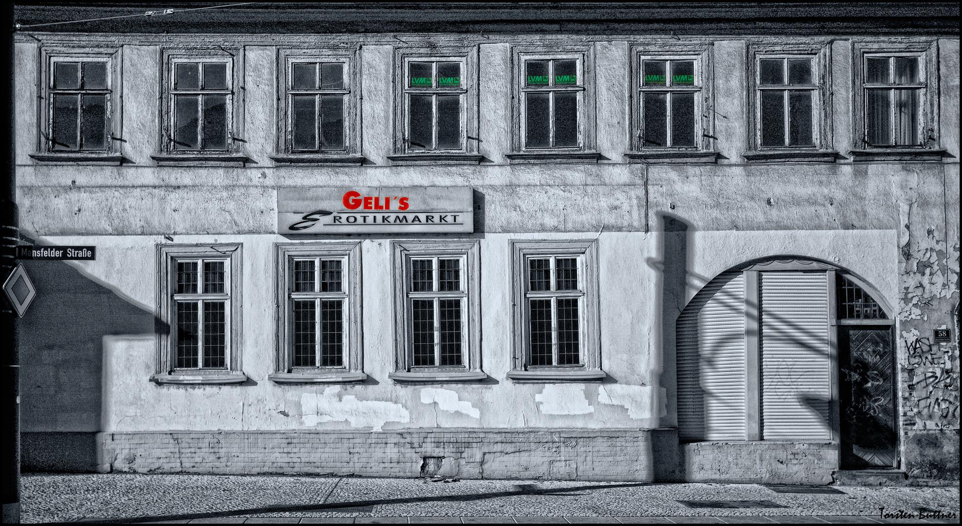 Weltstadtflair