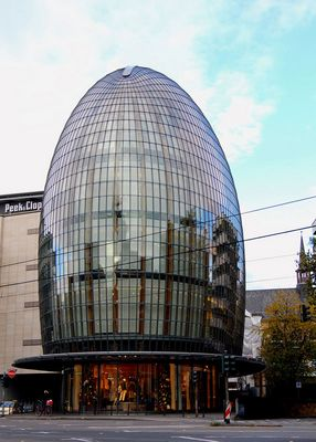 Weltstadthaus Peek & Cloppenburg Köln