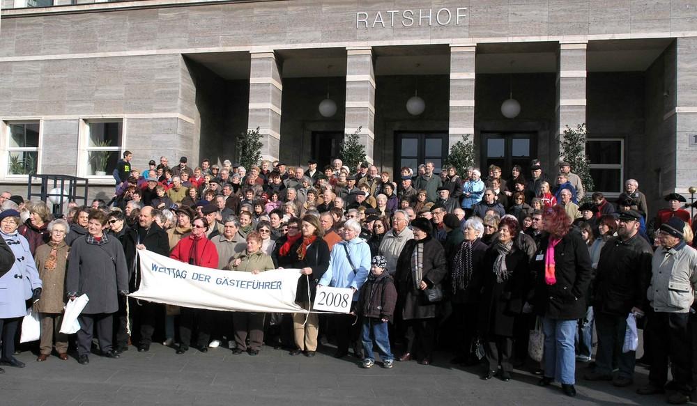 Welttag der Gästeführer in Halle