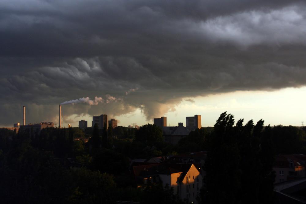 Weltuntergang in Lichtenberg