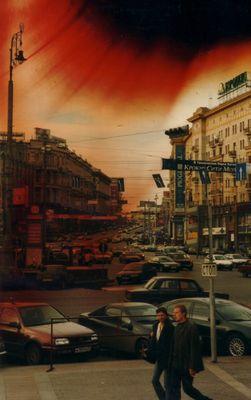 Weltuntergang in Moskau