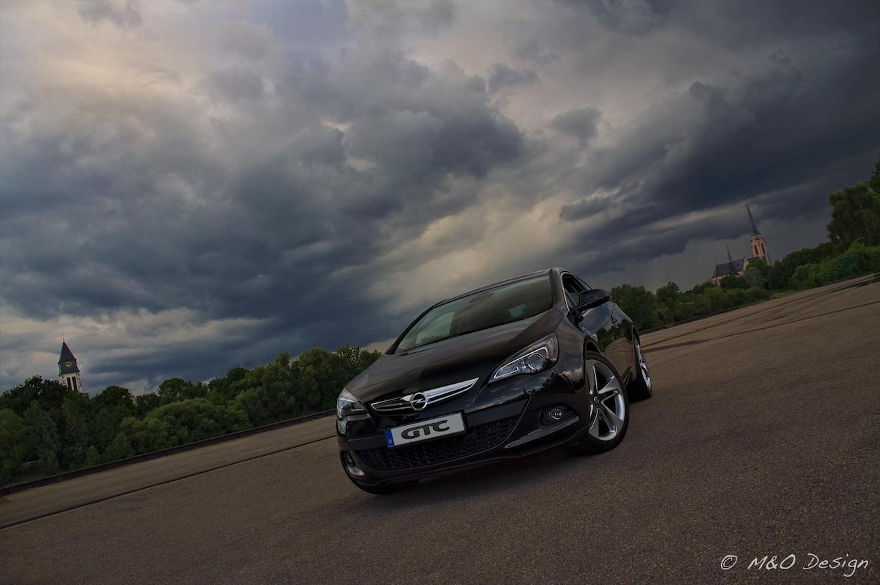 Weltuntergang Opel Astra J
