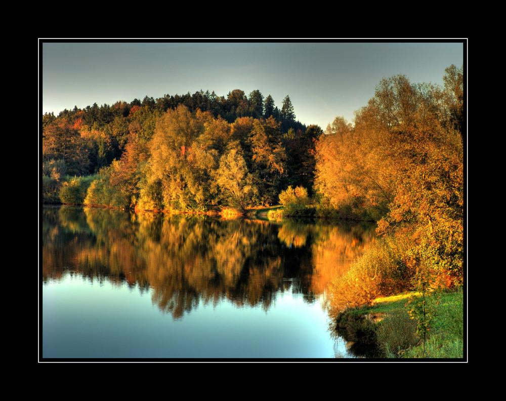 Welzheim Aichstruter See