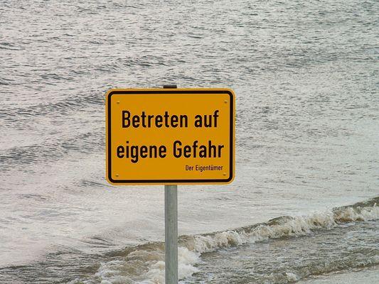 Wem gehört das Meer ???