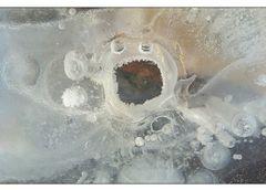Wen das Eis das Maul aufreisst und Zähne zeigt... iss die Welt voll Geiler Motive;))