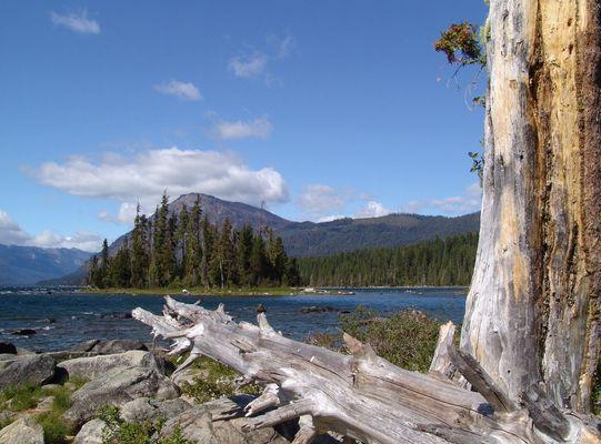 Wenatchee Lake, Washington