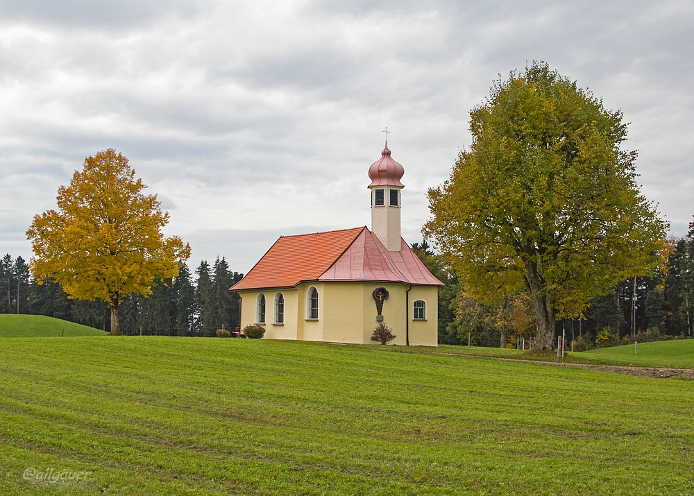 Wendelinskapelle Scheidegg