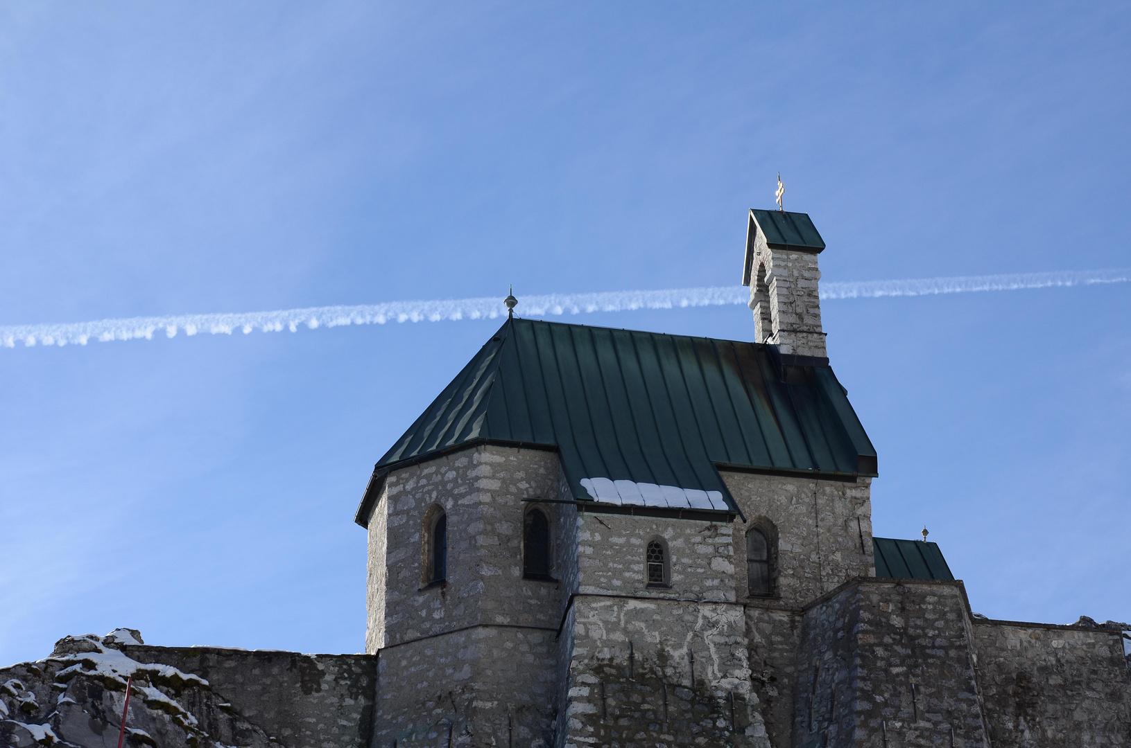 Wendelstein-Kircherl