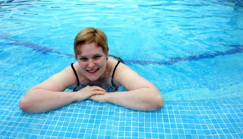 Wenigstens ist der Pool okay;-)