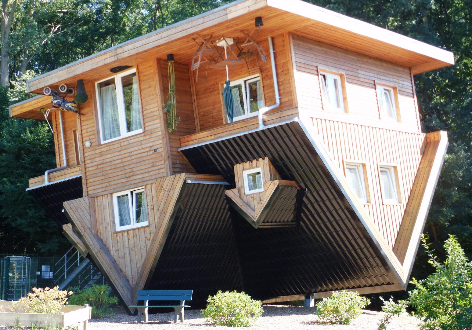 Wenn Architekten von der langen Weile geplagt werden