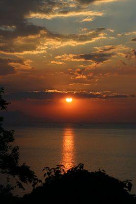 Wenn bei Capri....