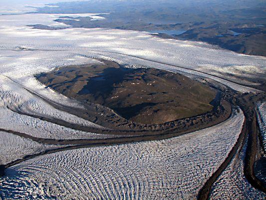 Wenn das Eis in Grönland schmilzt