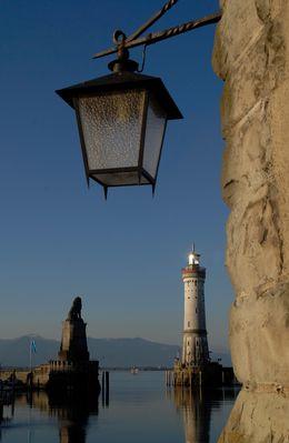 Wenn das Licht der Lampe erlischt ...