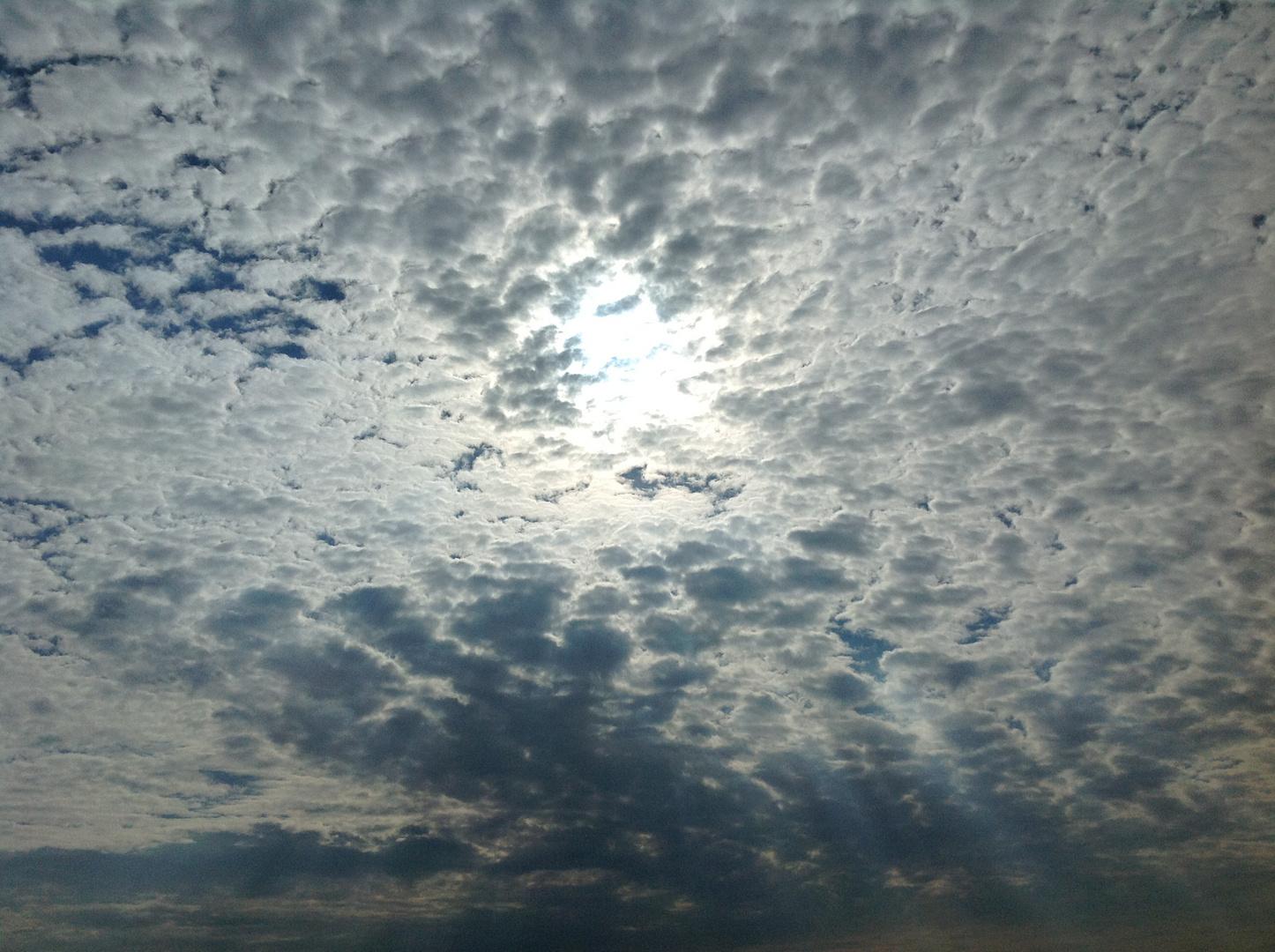 Wenn der Himmel spricht