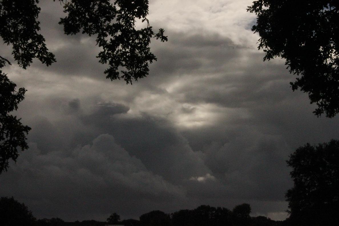 Wenn der Sturm Beginnt