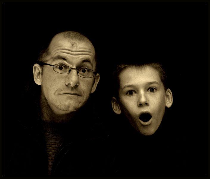 wenn der Vater mit dem Sohne... (II)
