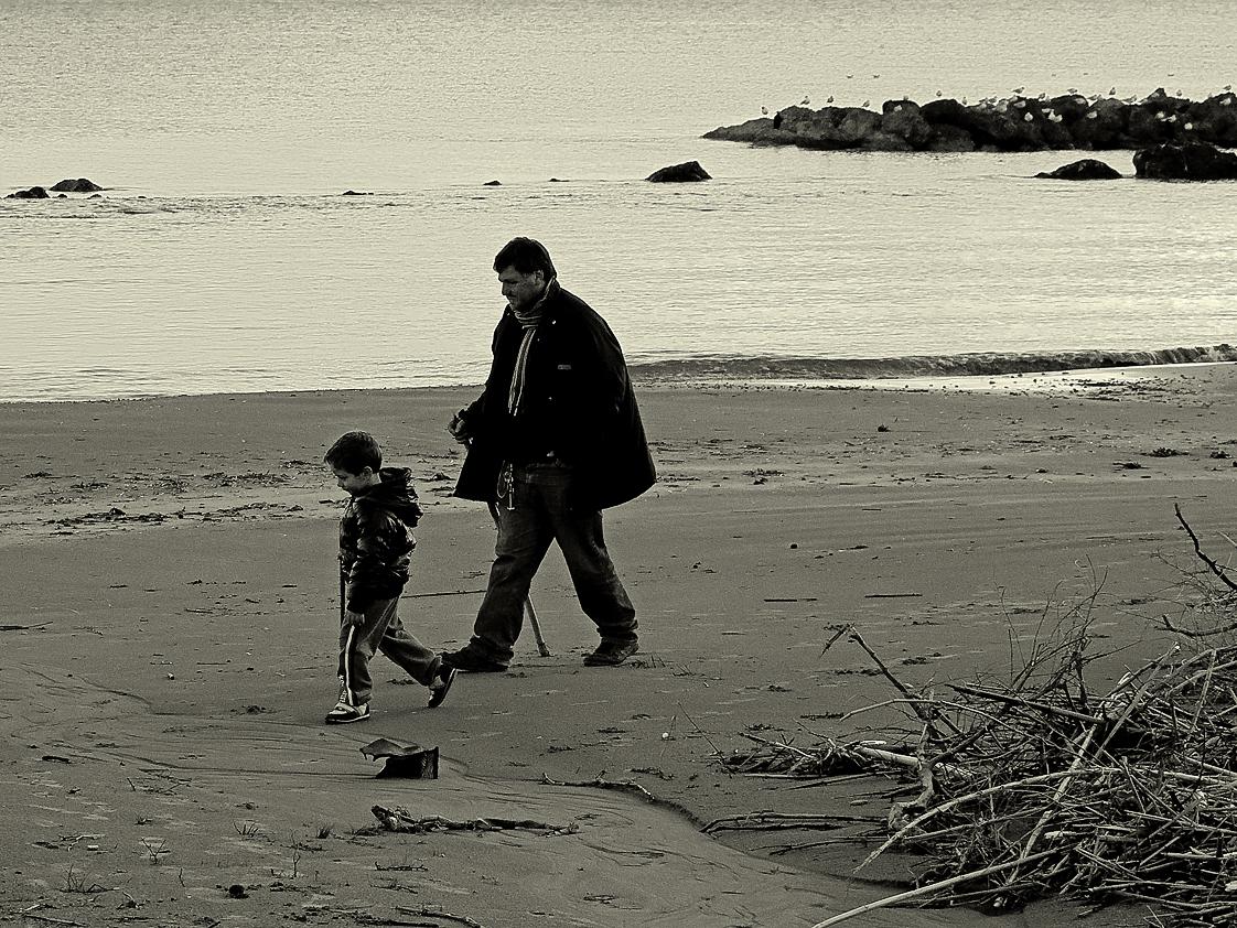 Wenn der Vater mit dem Sohne ... / Papà e figlio (2)