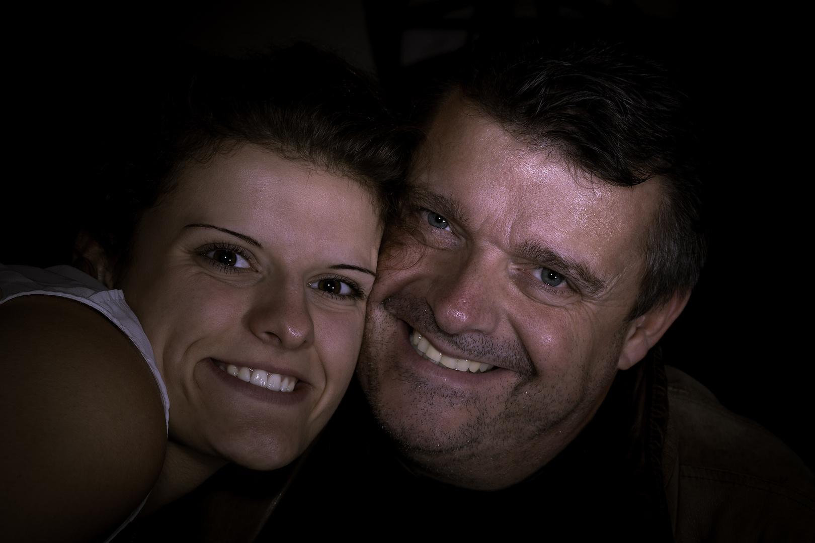 Wenn der Vater mit Tochter...