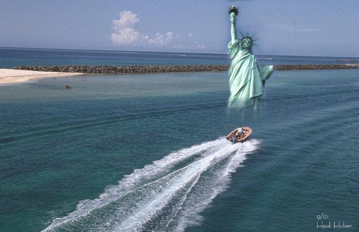 Wenn die Freiheit untergeht