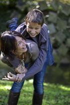 Wenn die Mutter mit dem Sohne