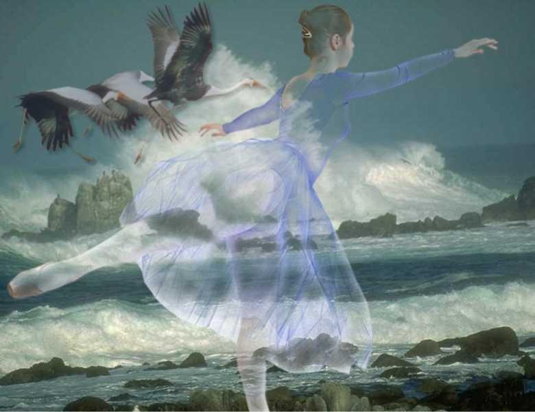 Wenn die Seele schwebt