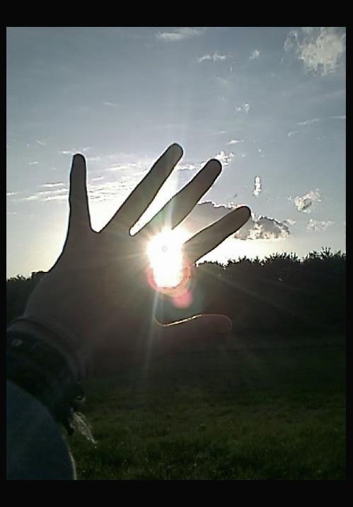 Wenn die Sonne scheint..