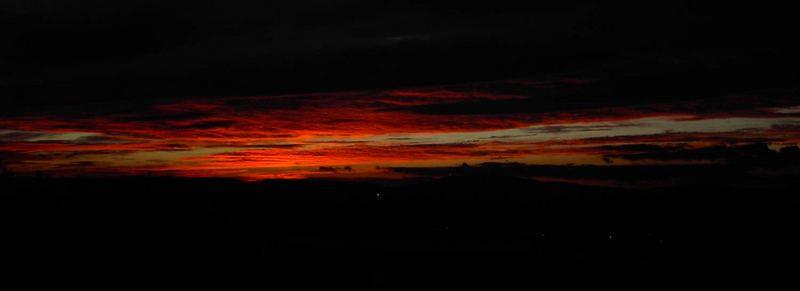 Wenn die Sonne stirbt - Wird Blut Wolken tränken