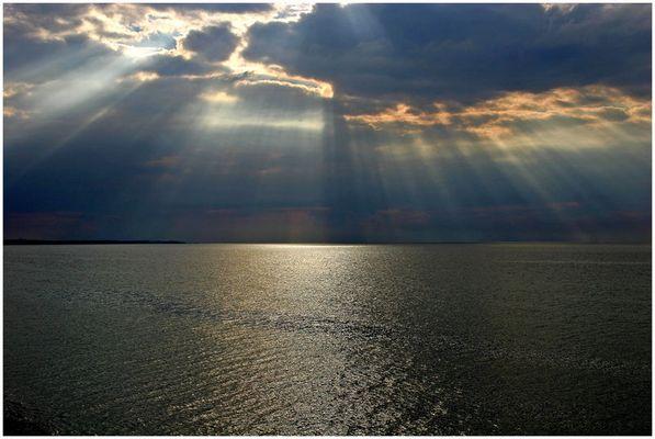 wenn die Wolken uns die Sonne nehmen