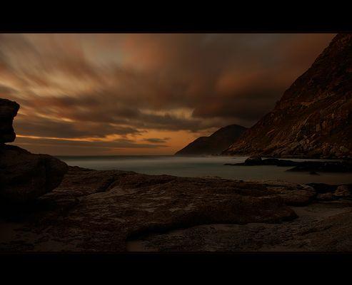 --- Wenn die Wolken ziehen und das Meer erstarrt ---