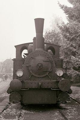 Wenn einer eine Lokomotive sucht – Hürth (Bild 1)