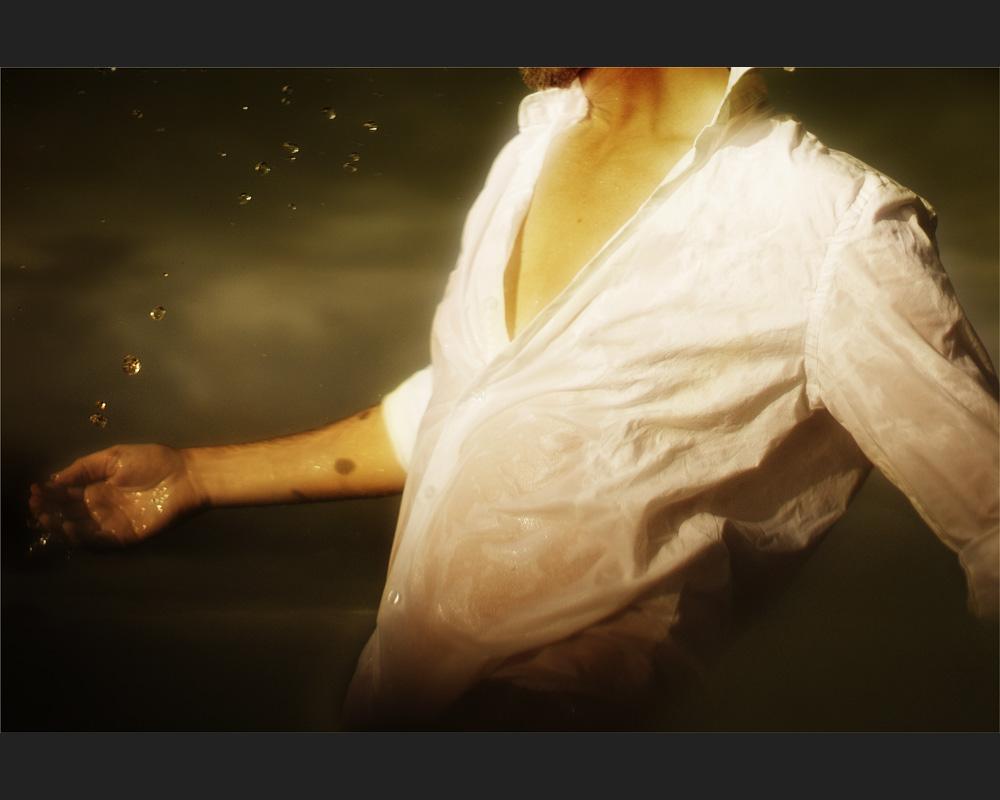Wenn Engel mal des Nachts heimlich baden gehen...