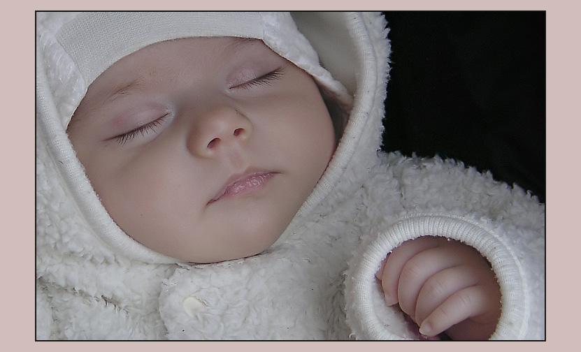 Wenn Engel schlafen . . .